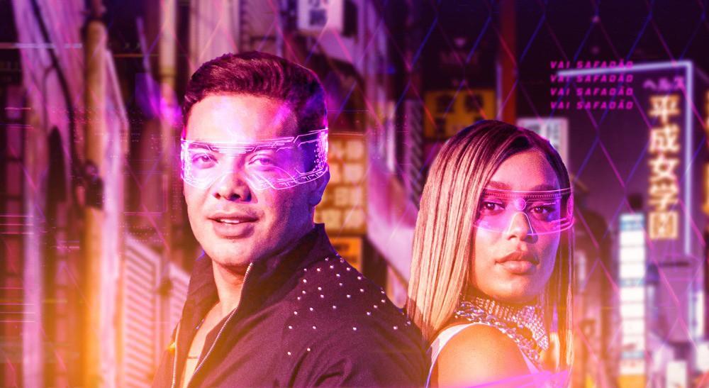 Wesley Safadão faz conexão com o funk de MC Rebecca no álbum 'WS sem limites'