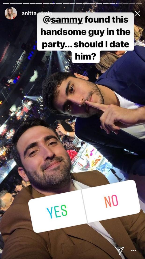 Sam Shahidi e Thiago Magalhães (marido de Anitta) (Foto: Reprodução/Instagram)