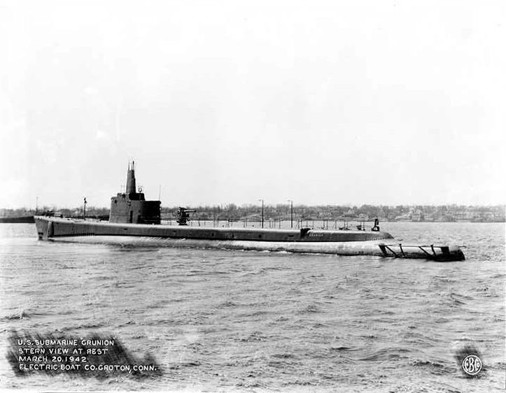 Exploradores encontram submarino dos EUA perdido há quase 80 anos