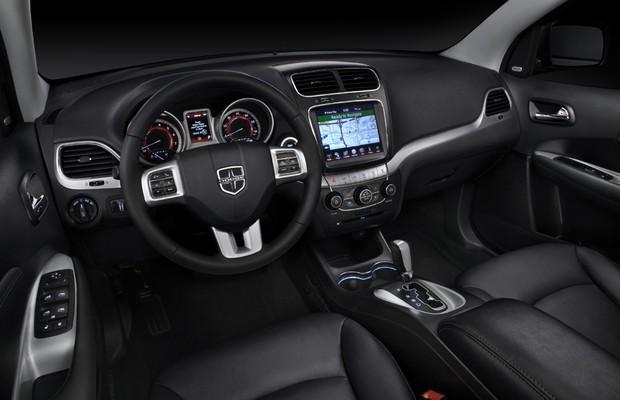Avaliação: Dodge Journey R/T AWD 2015 - AUTO ESPORTE ...