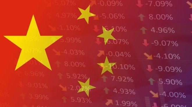 Atualmente, a produtividade econômica de algumas cidades da China é maior do que a de países inteiros (Foto: Getty Images via BBC News Brasil)