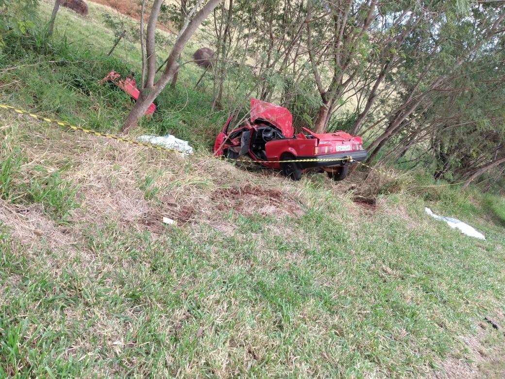 Duas mulheres morrem, e criança fica ferida em acidente na PR-317