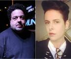 Alexandre Machado e Fernanda Young | Divulgação/ Reprodução