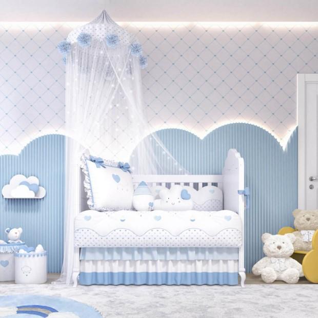 Sabrina Sato ganha linha de decoração para quarto de sua filha (Foto: Divulgação )