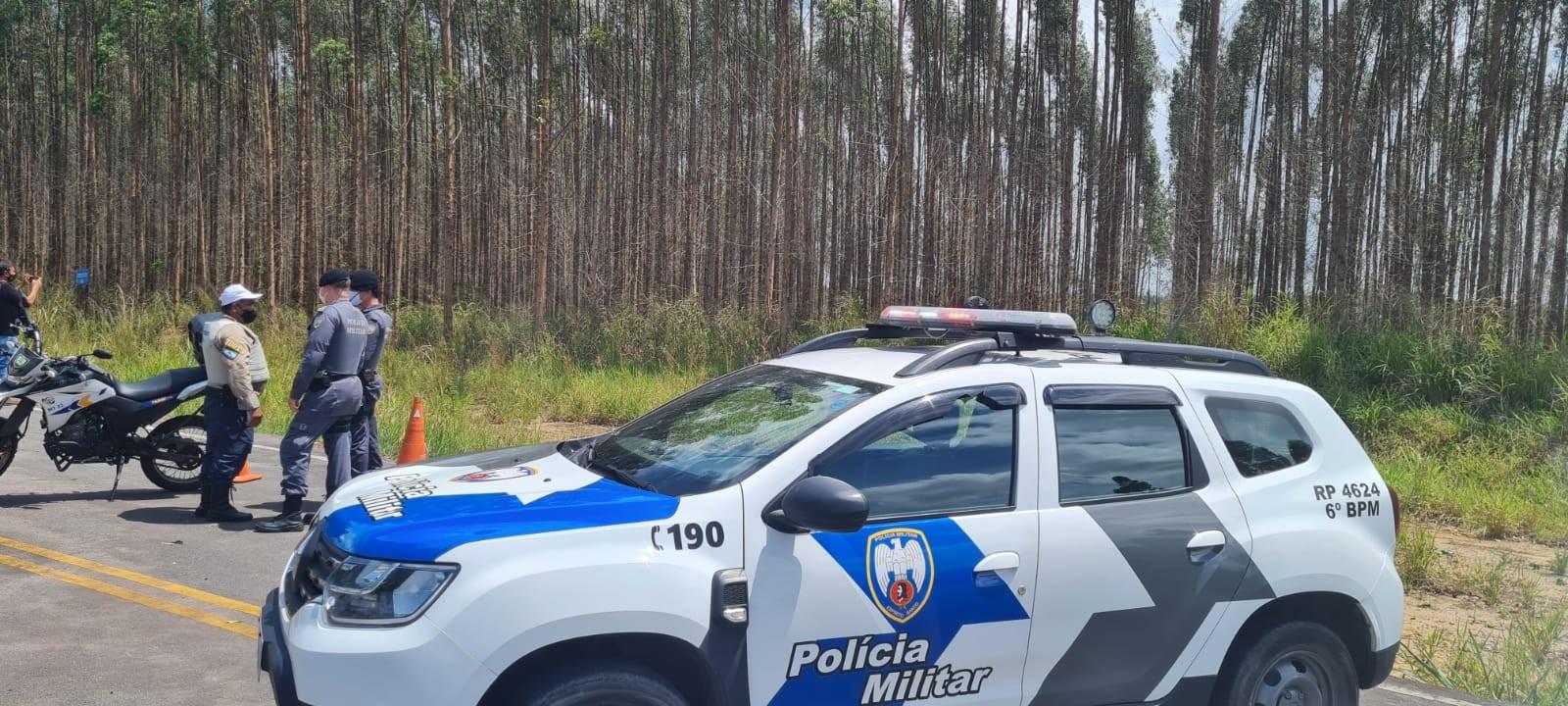Homem é encontrado morto próximo a lagoa na Serra, ES
