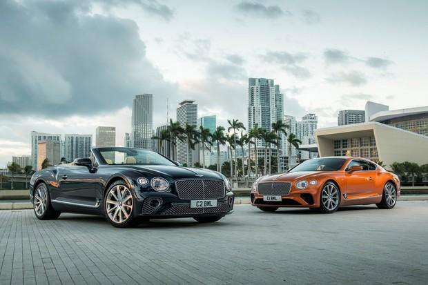 Bentley Continenal GT 2020 - cupê e conversível (Foto: Divulgação)