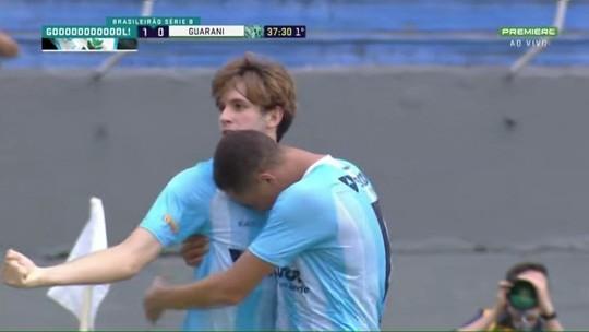 Léo Passos se despede do Londrina com gols e sequência como titular na Série B