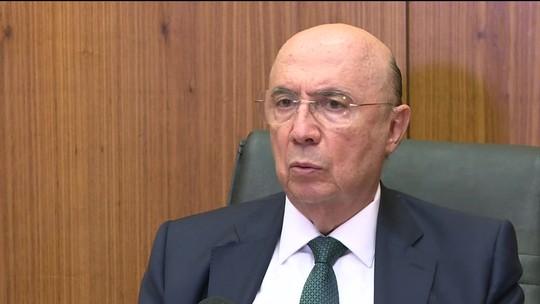 Henrique Meirelles assume cargo de secretário de Fazenda de SP