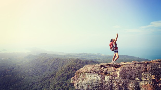 viagem, viajar, férias, selfie (Foto: Thinkstock)