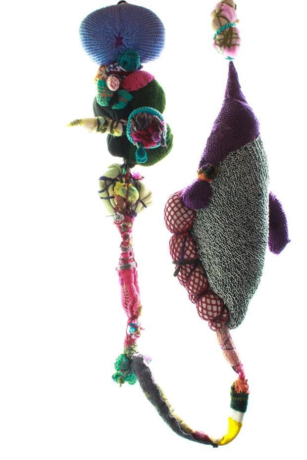 Marina Godoy será uma das artistas que terão obras têxteis expostas no Museu A CASA (Foto: Divulgação)