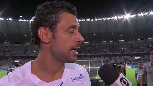 Após 400 dias: Fred pode rever o Atlético-MG, pelo Cruzeiro, em meio à polêmica da multa