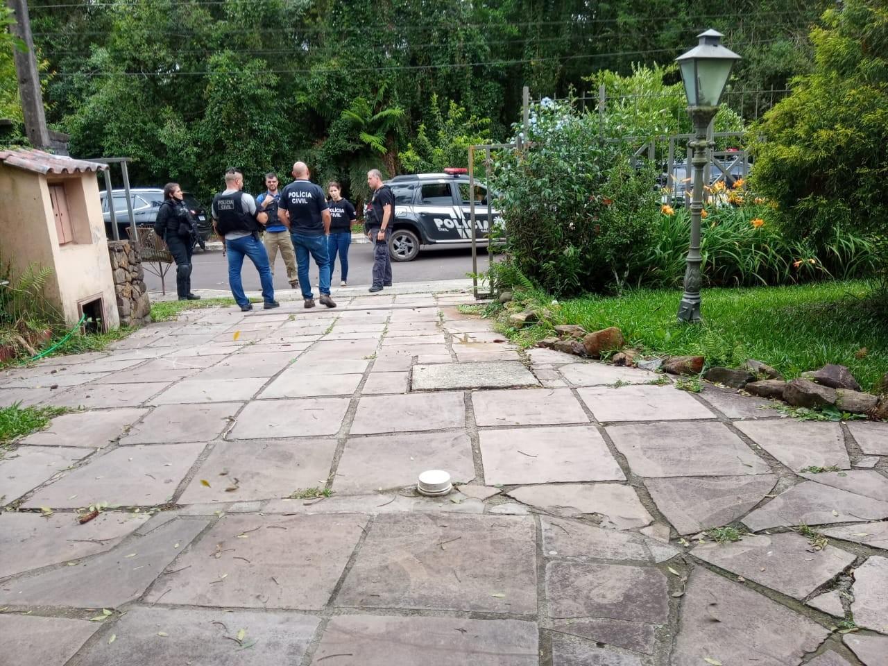 Após mega-assalto em Criciúma, criminosos se esconderam em chalé alugado em Gramado
