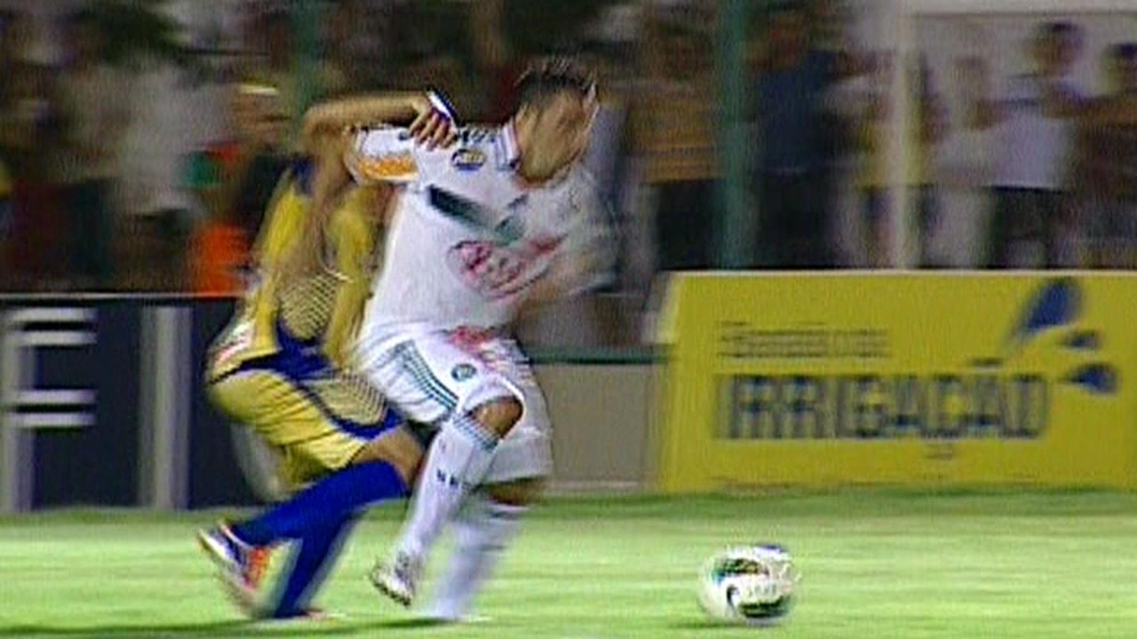 Horizonte-CE 1 x 3 Palmeiras (2ª fase)