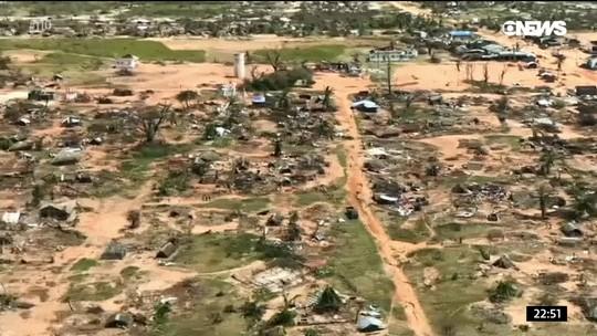 Duzentas mil pessoas precisam de ajuda médica em Moçambique, após ciclone
