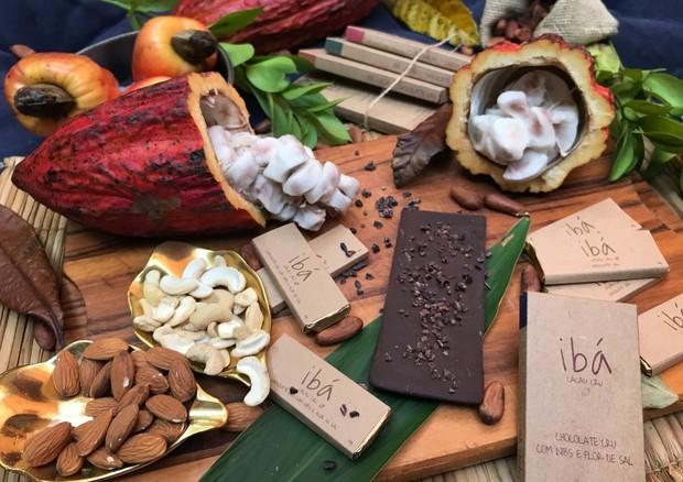 Chocolates do bem da Ibá (Foto: Divulgação)
