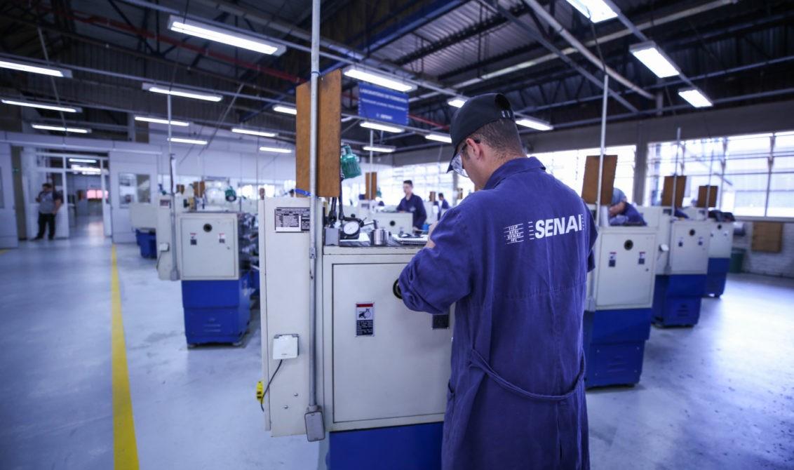 Senai oferta 355 vagas gratuitas em cursos profissionalizantes em Macapá, Santana e Vale do Jari