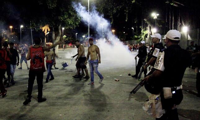 TAC propõe planejamento da segurança em jogos no Rio