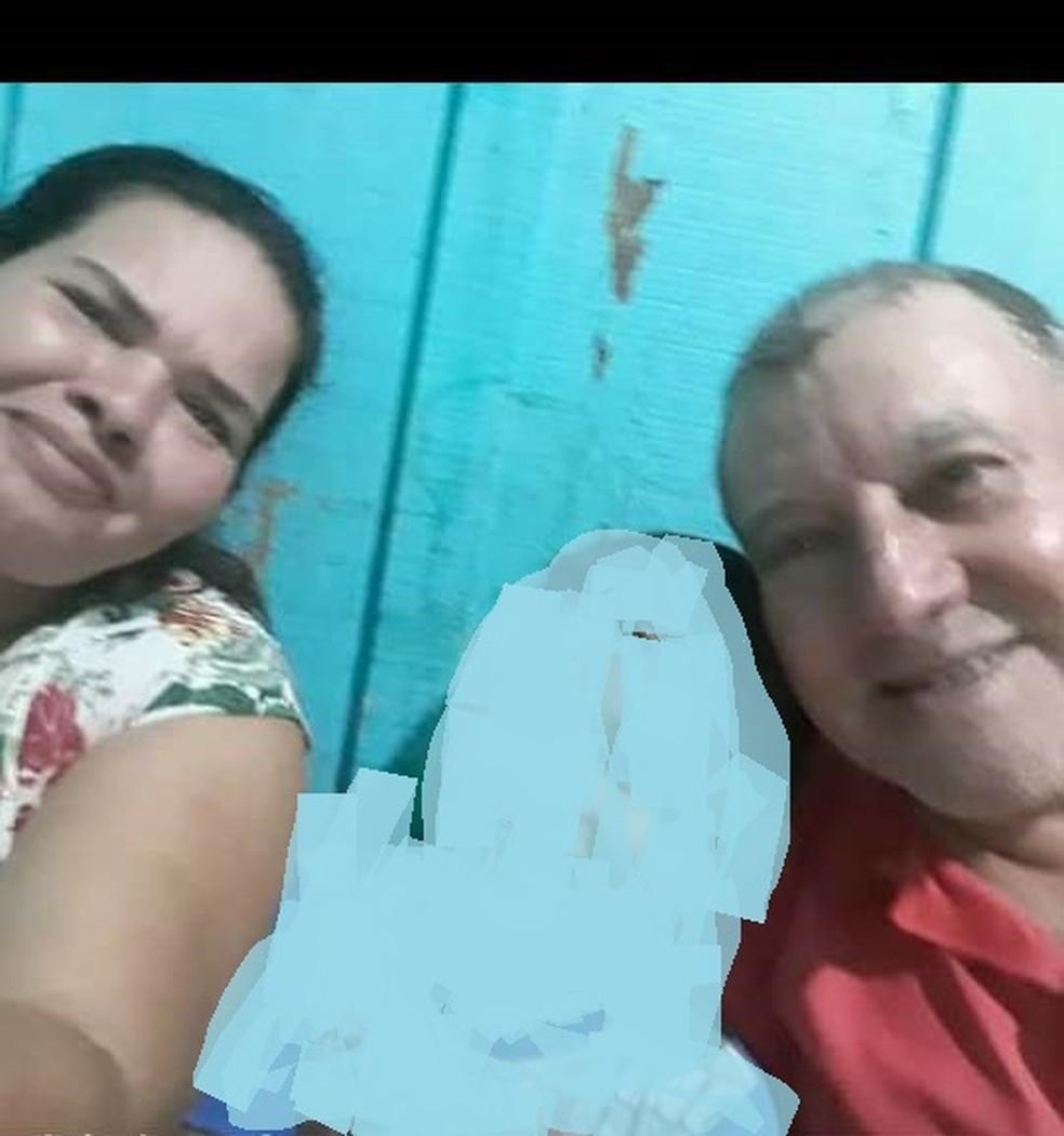 Anita e José estavam juntos havia 13 anos, segundo delegado — Foto: Reprodução