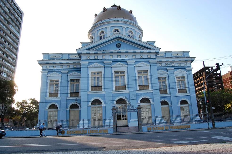 Proposta foi aprovada pelos deputados estaduais nesta terça (23) na Assembleia Legislativa de Pernambuco (Foto: G1 )
