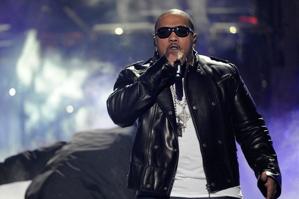 O rapper Timbaland (Foto: Getty Images)