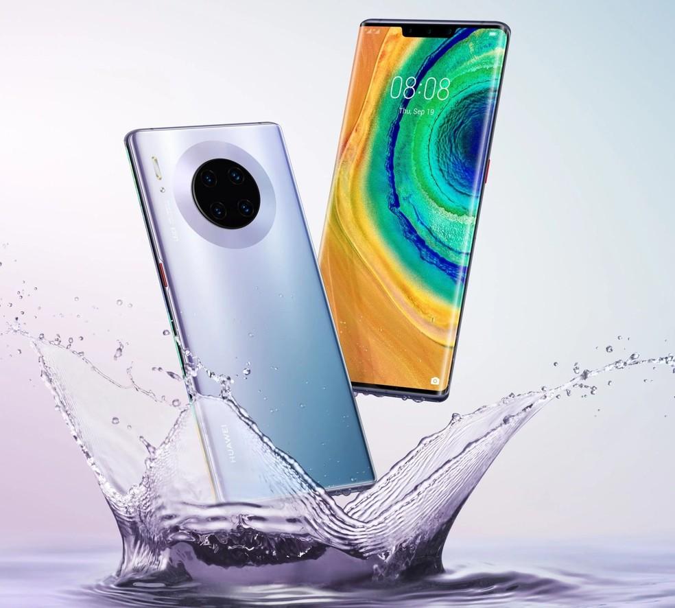 Huawei Mate 30 Pro é o celular com a melhor câmera do mundo, segundo DxOMark — Foto: Divulgação/Huawei