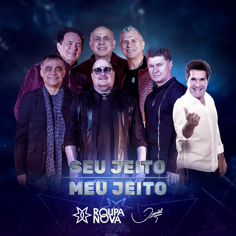 Roupa Nova refaz canção de 1988 com Daniel em single que precede turnê do grupo com cantor em 2021