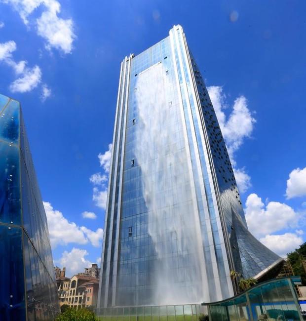 Liebian Building (Foto: Reprodução/ Rex Features)