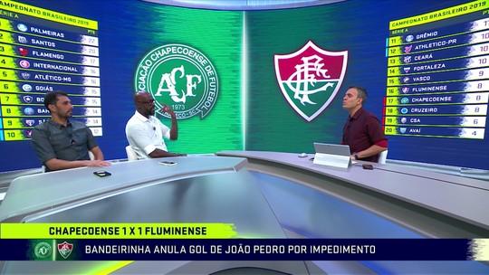 Grafite diz que Fluminense mantem padrão mesmo com desfalques, mas pede atenção na parte defensiva