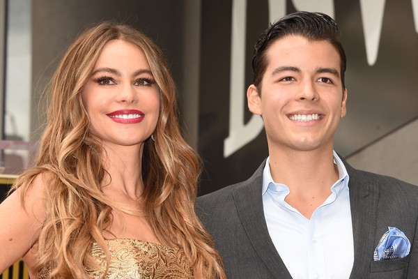 Sofia Vergara e Manolo (Foto: Getty Images)