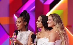 Little Mix faz história no Brit Awards ao ganhar prêmio de melhor grupo