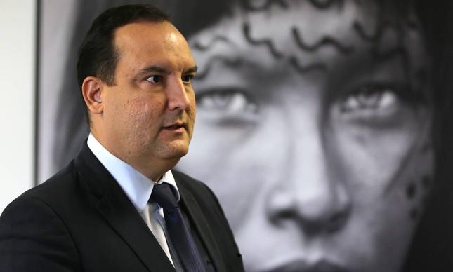 Marcelo Xavier, presidente da Funai
