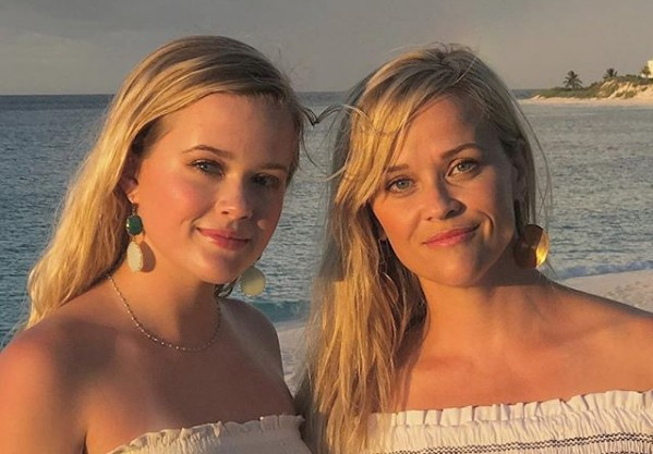 Ava Phillippe e Reese Witherspoon (Foto: reprodução / Instagram)