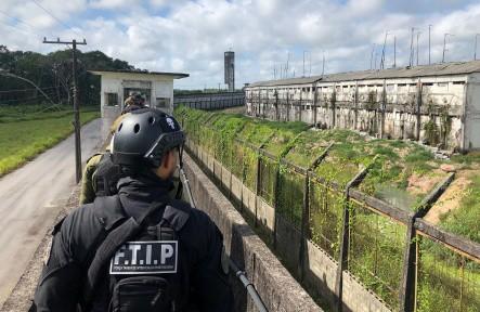 Após desativação, complexo penitenciário em Santa Izabel do Pará será demolido - Notícias - Plantão Diário