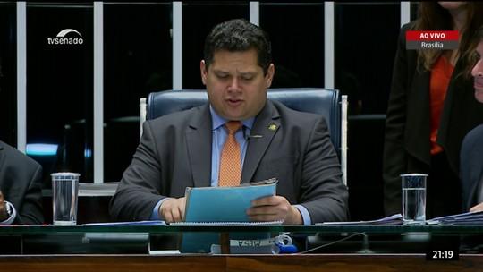 Plenário do Senado aprova pacote anticrime