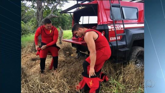 Número de mortes por afogamento dobra no feriado da Semana Santa em Goiás, dizem bombeiros