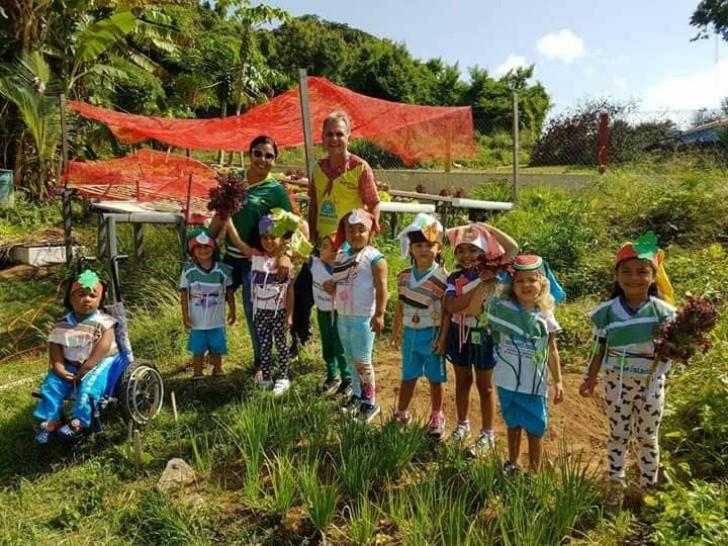Escola de Fernando de Noronha recebe prêmio nacional