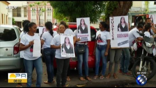 Acusado de matar a esposa, advogado Hélio Gueiros Neto passa por audiência de instrução