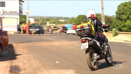 Motociclistas são as principais vítimas dos acidentes de trânsito no MA
