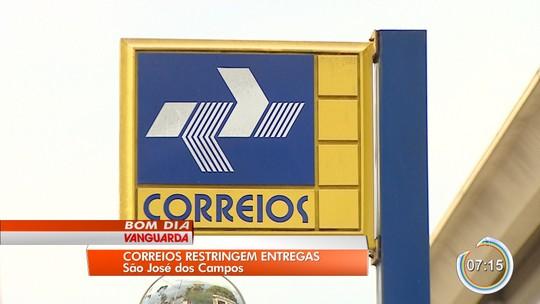 Correios restringem entregas na zona sul de São José devido à violência