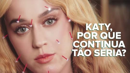 Katy Perry segue falando sério em 'Never Really Over', sobre idas e vindas de casal; veja análise do G1