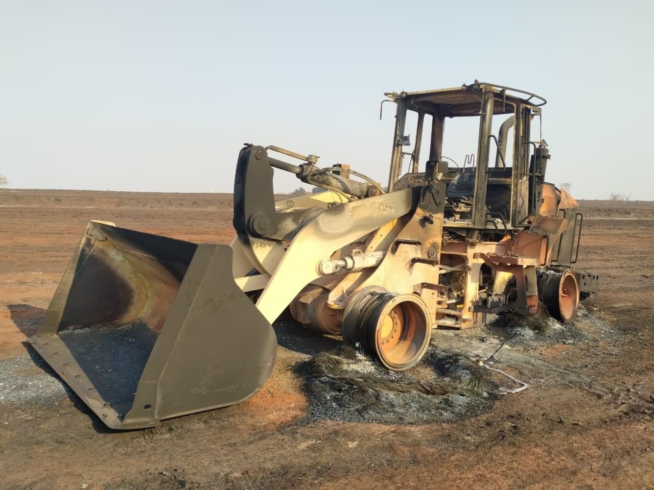 Funcionário de usina morre ao combater incêndio em canavial no interior de SP