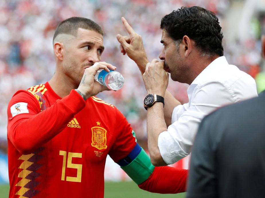 2a876befc4 ... Sergio Ramos iguala Casillas e é o atleta espanhol com mais jogos de  Copa