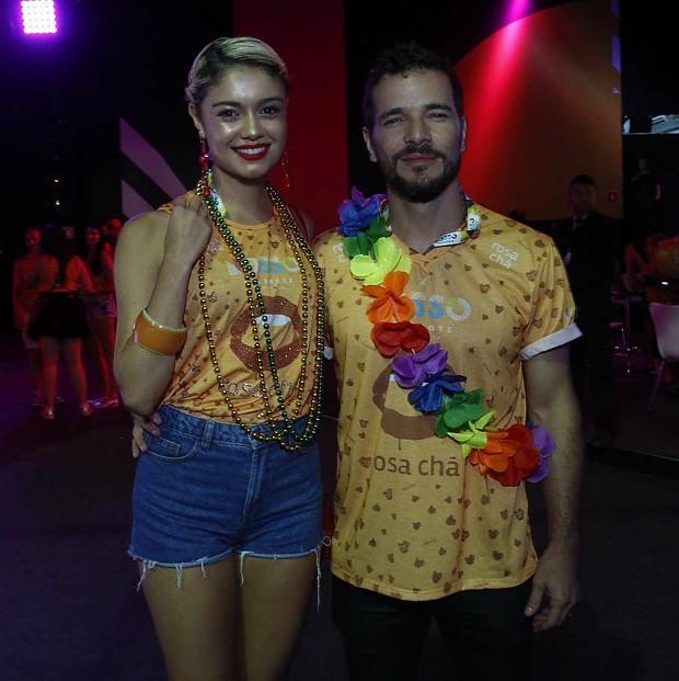 Daniel de Oliveira e Sophie Charlotte  (Foto: BRAZIL NEWS/RT FOTOGRAFIA /CS EVENTOS DIVULGAÇÃO)