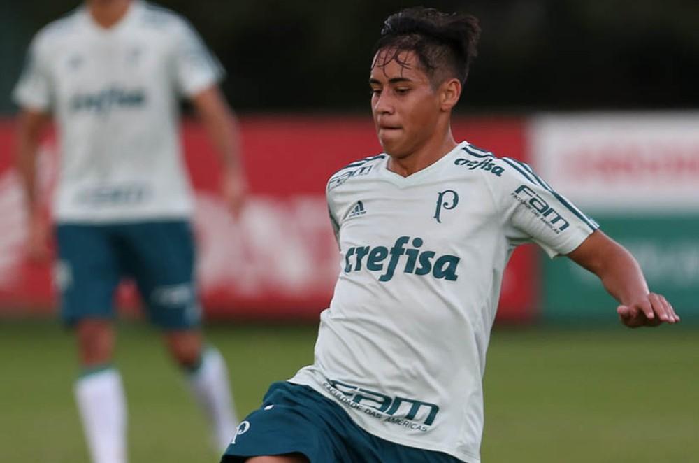 Verdão desiste de renovação com camisa 10 da Copa São Paulo