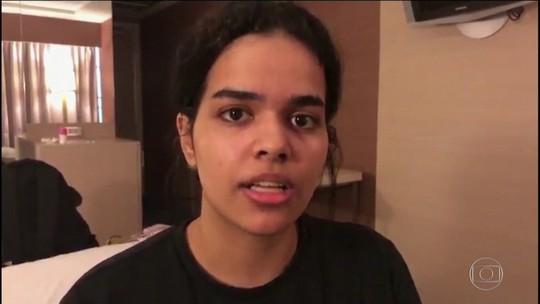 A jovem saudita que se trancou em hotel para evitar ser devolvida à família: 'Eles vão me matar'