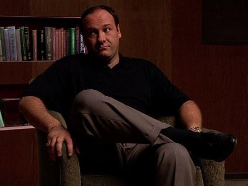 Tony Soprano (James Gandolfini) (Foto: Reprodução)