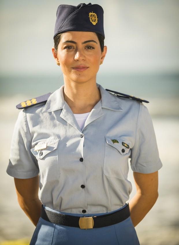 Carol Castro (Foto: João Miguel Júnior/TV Globo)