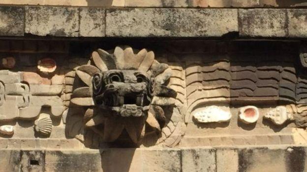Quetzalcoatl ou serpente emplumada era uma das divindades mais importantes da Mesoamérica (Foto: Divulgação)