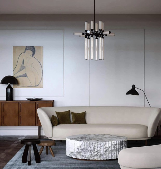 Apesar de ser a cor que melhor reflete a luz natural, o branco pode não ser recomendado para dar amplitude a ambientes pequenos. Enquanto isso, o cinza e o bege recebem qualquer tipo de mobiliário  (Foto: Divulgação)