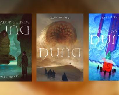"""""""Duna"""": conheça os 6 livros da saga de Frank Herbert adaptada para o cinema"""